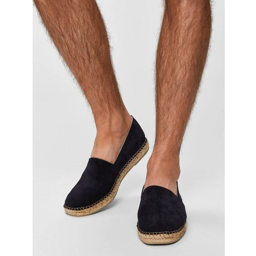 Espadrilles Daim - - Selected Homme - Shopsquare