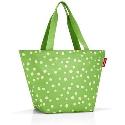 Sac SHOPPER SPOTS GREEN - Reisenthel - Shopsquare