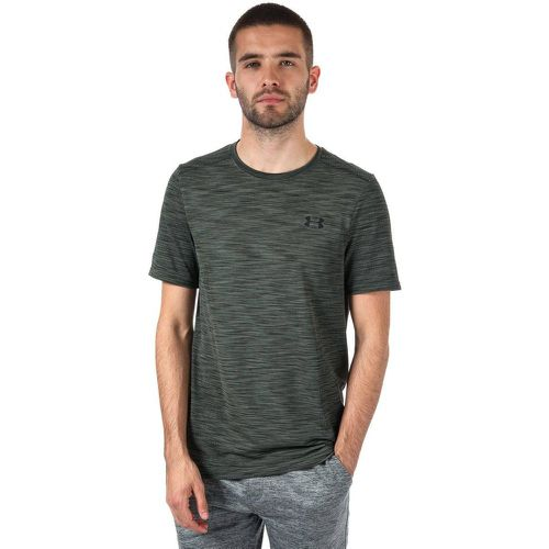 T-Shirt UA Threadborne Seamless SS - Under Armour - Shopsquare