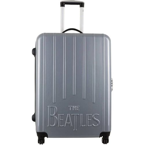 Valise - BASIC ARGENT - Taille M - THE BEATLES - Shopsquare
