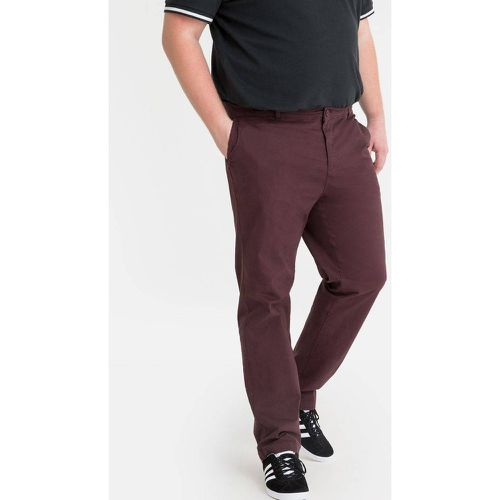 Pantalon chino stretch L.1 (moins de 1m87) - LA REDOUTE COLLECTIONS PLUS - Shopsquare