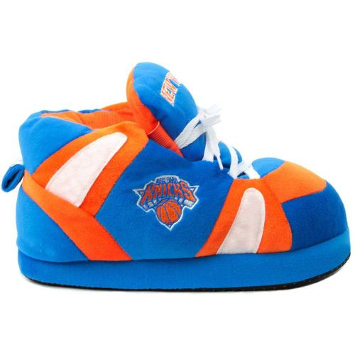 Chaussons New York Knicks, licence officielle basketball NBA - SLEEPERZ - Shopsquare