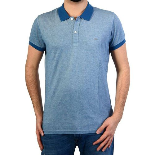 Polo Mason Electric Blue - Pepe Jeans - Shopsquare