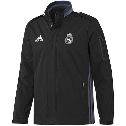 Veste coupe vent Real Madrid - adidas Performance - Shopsquare