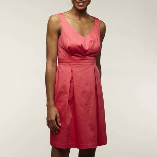 Robe cocktail sans manches, noeuds au dos - Naf Naf - Shopsquare