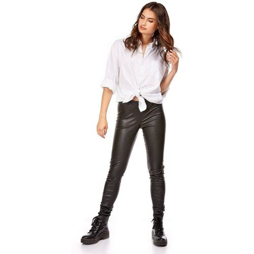 Pantalon en cuir stretch - DKS - Shopsquare