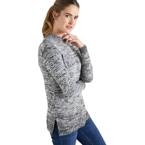 Pull tunique manches longues maille chin - BALSAMIK - Shopsquare