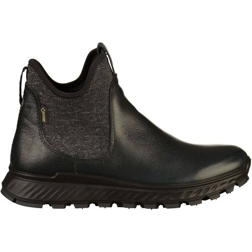 Bottines Cuir/Textile - ECCO - Shopsquare
