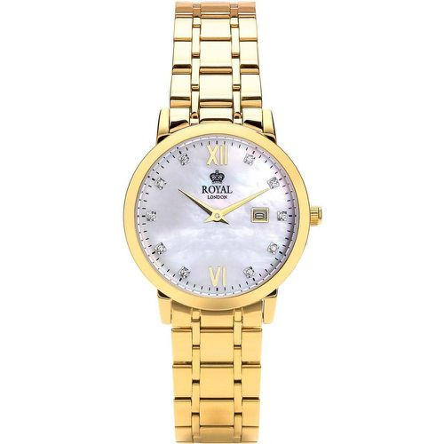 Montre Femme Acier 21199-07 - Royal London - Shopsquare