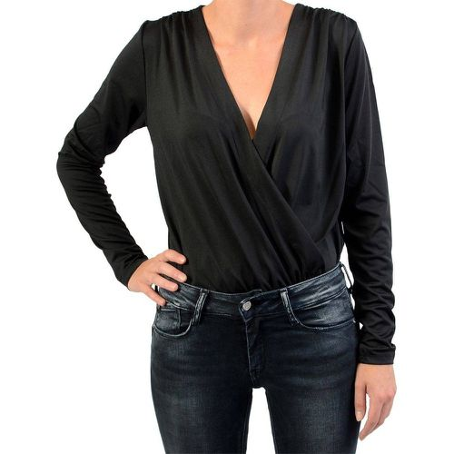 Body NAKD Wrap Blouse - NA-KD - Shopsquare