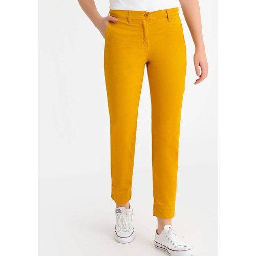 Pantalon chino - LA REDOUTE COLLECTIONS - Modalova