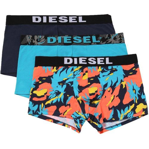 Lot de 3 boxers pour imprimé jungle Shawn - Diesel - Shopsquare