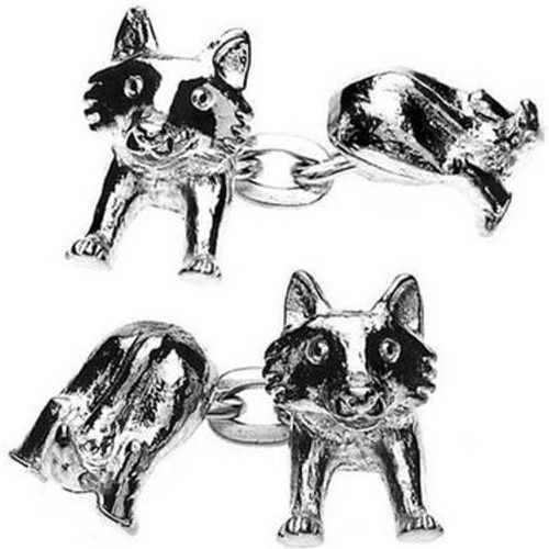 Boutons de manchette, Animaux, Fox - CHRISTOPHER SIMPSON - Shopsquare