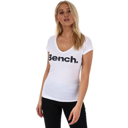 T-shirt col en V Put Across - Bench - Shopsquare