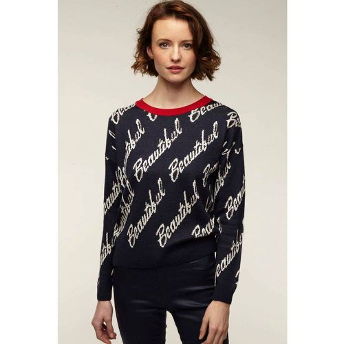 Pull avec message beautiful - Naf Naf - Shopsquare