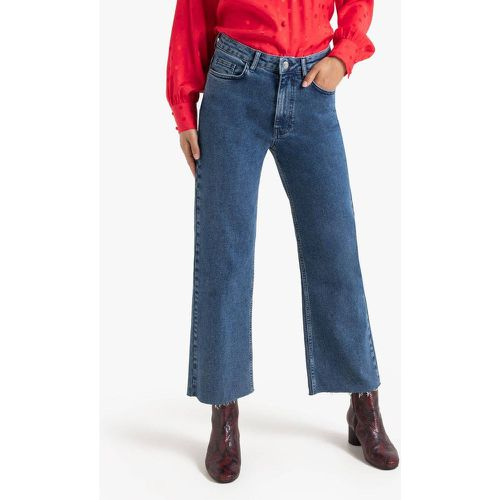 Jupe-culotte denim - LA REDOUTE COLLECTIONS - modalova
