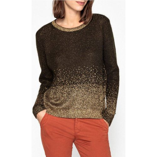 Pull col rond maille irisée ELYNE - BERENICE - Shopsquare
