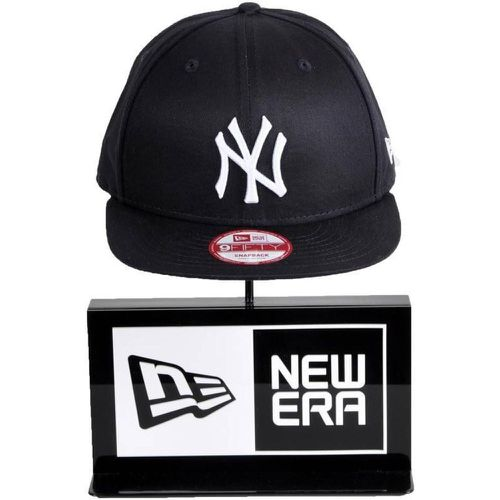 Casquette New Era 9FIFTY Snapback NY Bleu Marine - NEW OUTWEAR - Modalova