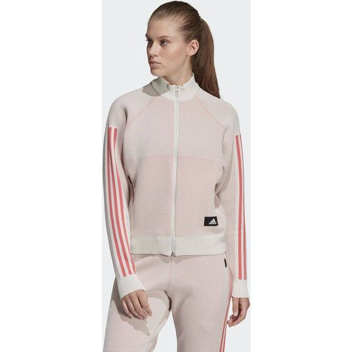 Veste de survêtement ID Knit - adidas Performance - Shopsquare