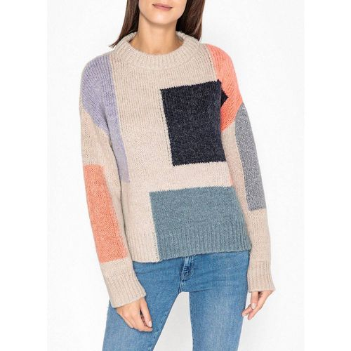 Pull col rond maille tricot MIKE - BERENICE - Shopsquare