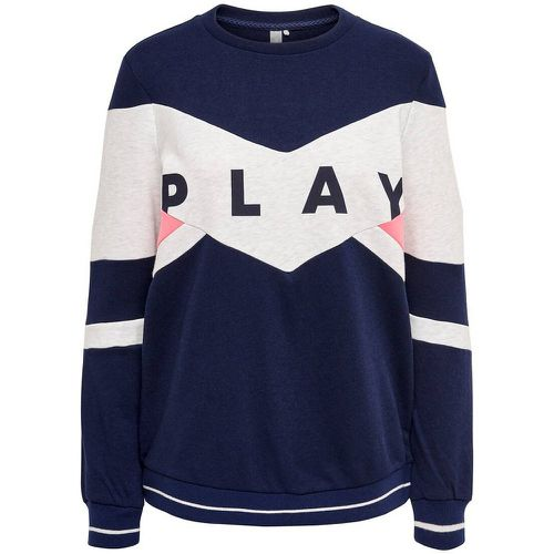 Sweat col rond - Only Play - Modalova