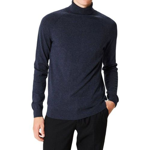 Col roulé Maille - - Selected Homme - Shopsquare