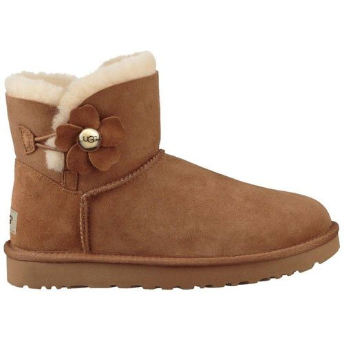 Boot MINI BAILEY BUTTON POPPY - Ugg - Shopsquare