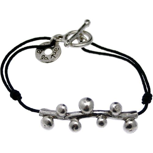 Bracelet cordon motif boule collection PEPPER - LILI LA PIE - Shopsquare