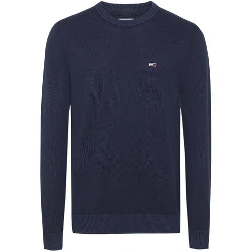 Pull col rond - Tommy Jeans - Modalova