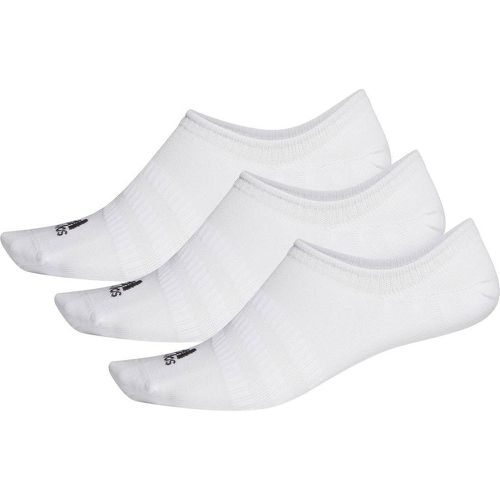 Lot de 3 paires de chaussettes invisibles - adidas performance - Modalova