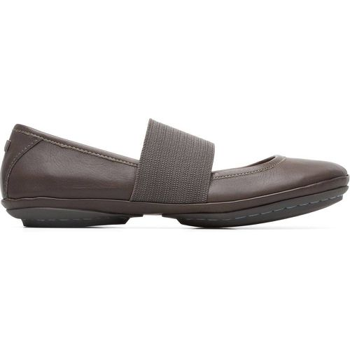 Ballerines élastique cuir RIGHT NINA - Camper - Modalova