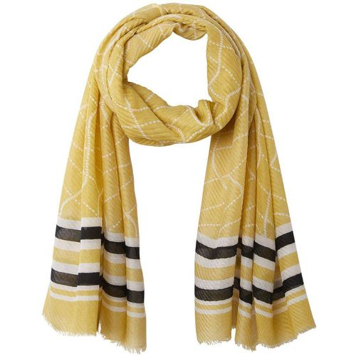 Foulard à carreaux - LA REDOUTE COLLECTIONS - Shopsquare