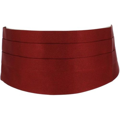 Ceinture Smoking en soie, - TONY ET PAUL - Shopsquare