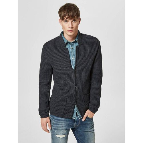 Blazer Maille - - Selected Homme - Shopsquare