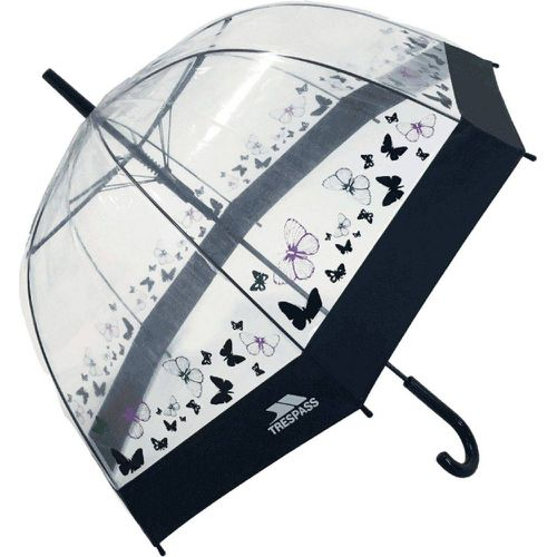 Parapluie transparent PAPILLON - Trespass - Shopsquare
