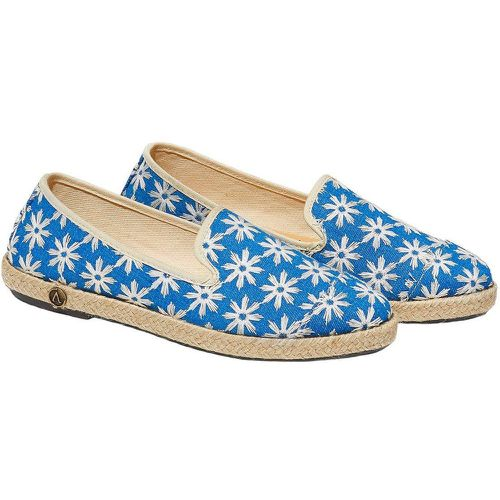 Espadrille Slip-On Jeans brodé - ANGARDE - Shopsquare