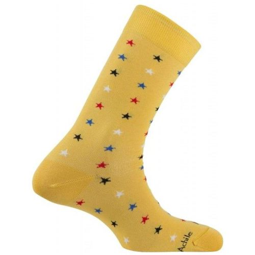 Chaussettes en fil d'écosse Made in France - ACHILE - Shopsquare