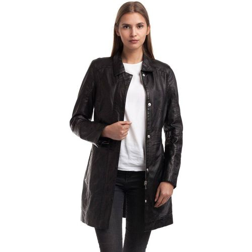 Veste en cuir - BEST MOUNTAIN - Shopsquare