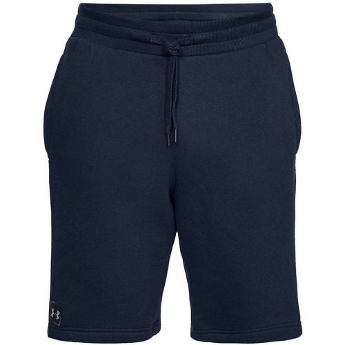 Short en polaire taille élastique - Under Armour - Shopsquare
