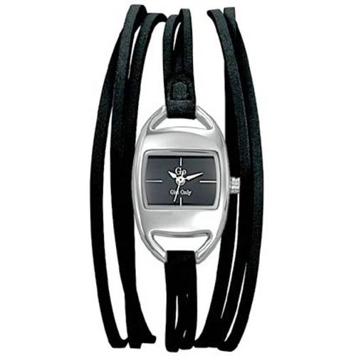 Montre Cuir - GO GIRL ONLY - Modalova