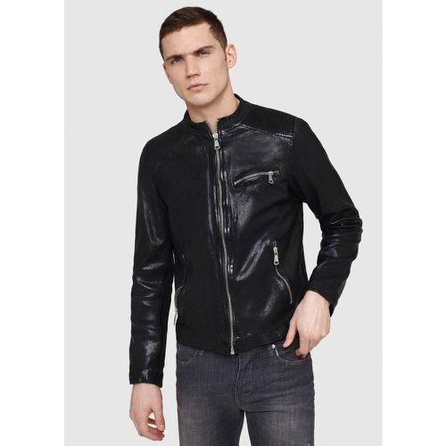 Blouson En Cuir Cross Bentley - REDSKINS - Shopsquare