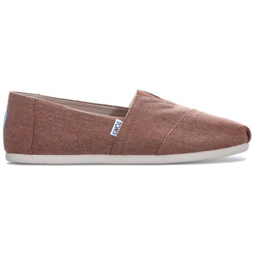 Espadrilles Washed Canvas - TOMS - Modalova