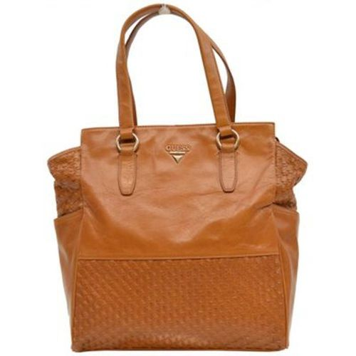 Sac cabas cuir - GUESS COLLECTION - Modalova