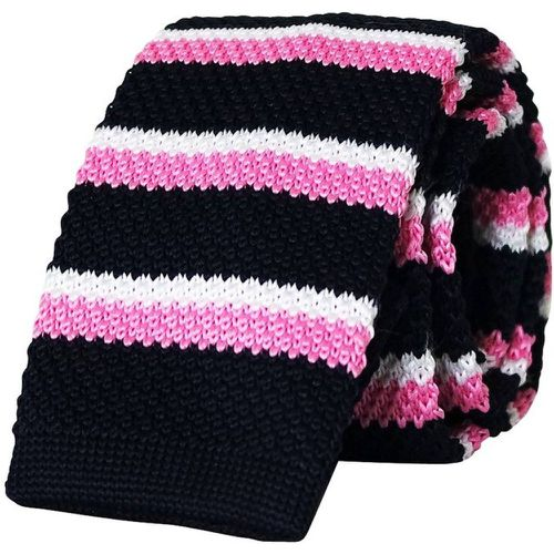 Cravate tricot rose du stade - CHAPEAU-TENDANCE - Shopsquare