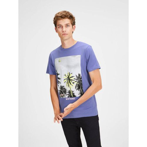 T-Shirt Imprimé - jack & jones - Shopsquare