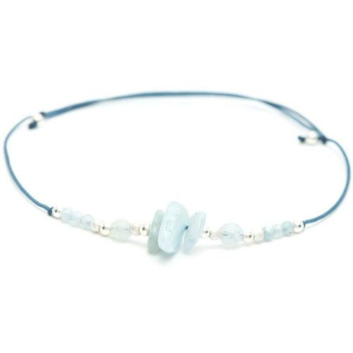 Bracelet cordon Cosmic - bleu - YAY- YOU ARE YOUNG - Modalova