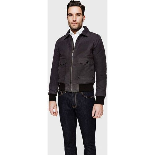 Blouson en coton aviateur - Arrow - Shopsquare
