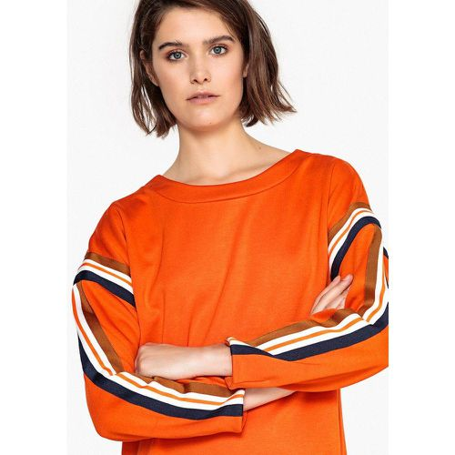 Robe sweat, bandes constrastées - LA REDOUTE COLLECTIONS - Shopsquare