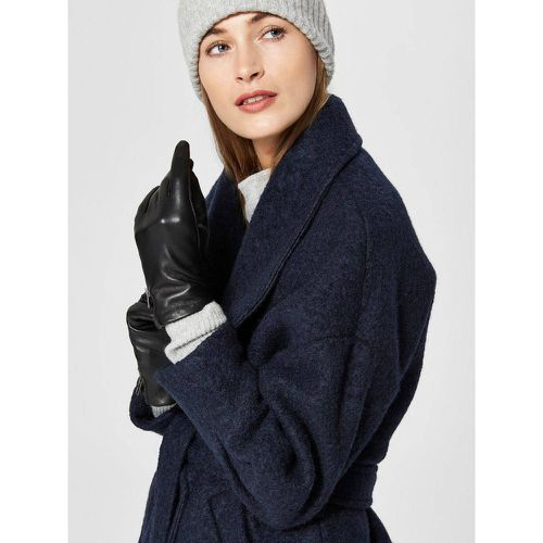 Gants Cuir - - Selected Femme - Shopsquare