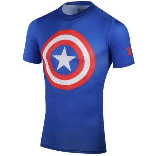 MAIL. COMPRES. CAPTAIN AMERICA - Under Armour - Shopsquare